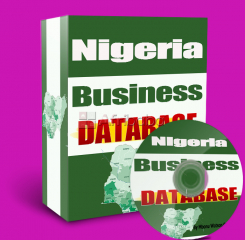Instant Generate Leads From The Nigeria Email Databases, GSM Database