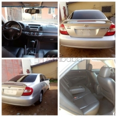 Tokunbo Toyota Camry 2004 Model (Negotiable) Call or Whatsapp
