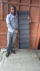 Docherich stone coated roofing sheet from mr donald