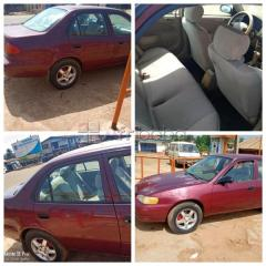 First body Toyota Corolla 1999 Model (Call Now to Inspect) Negotiable
