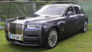 2019 rolls-royce phantom v12 automatic for ongoing auctioning
