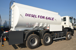 Fanfield Oil and Gas supplies DIESEL to any Location within Lagos