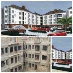 Omega prime summit homes katampe abuja is still selling flats ( buy no