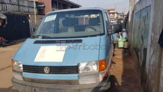 Tokunbo Volkswagen T4 pick up van