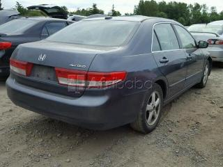 2004 honda accord at auction price
