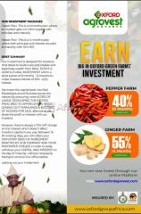 Oxford agrovest advance - earn big in oxford green farm\'s investment #1