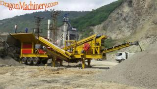 Affordable & best quality mobile crushers – turkey dragon machinery