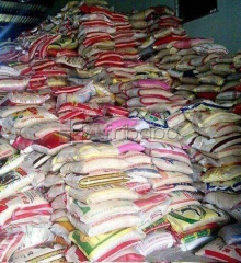Bags of rice at cheaper rate