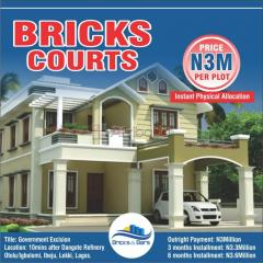 Bricks court