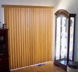 for sell    wooding vertical blind