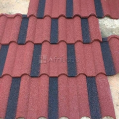 Stone coated roofing sheet with quality in Lagos Nigeria.