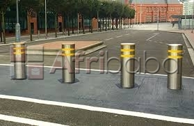Automatic Bollards By Ezilife In Benin