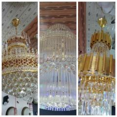 Chandeliers you'll love @ hencol investment company