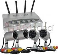 4CH DVR WIRELESS KIT