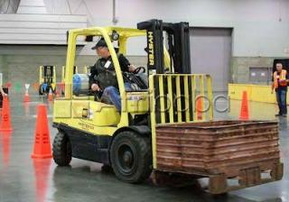 We supply forklift driver's / operators