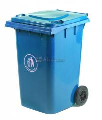 360 Litre wheelie bin available
