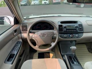 Foreign used 2006 toyota camry 2.4 bold