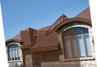 No 1 Quality Gerard stone coated roof in country shingle