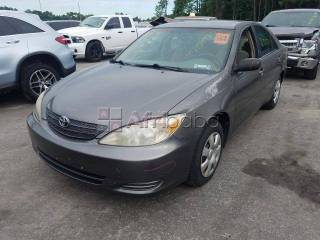 2004 toyota camry le #1