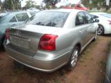 2003 UNCLEARED TOKUNBO TOYOTA AVENSIS CONTACT 08064119330 FOR PURCHASE #1