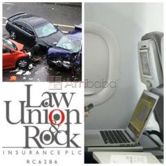 Motor and travel insurance policy ( contact us now to get yours )