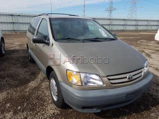 Toyota sienna for sale at auction call