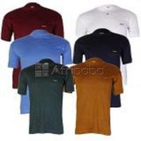 Men's 6-in-1 Lux C V T.Shirts Bundle - Multicolor