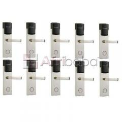 Door lock with rfid card access control - 304 stainless - 10 sets