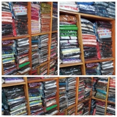 Get Your Quality English Plain and Patterns (We also Deliver)