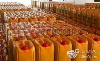 Auction  bags of rice 50kg and groundnut oil 25 litres