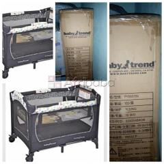Baby trend all - in - 1 play pen, bassinet and baby bed