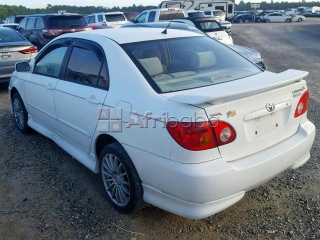 2008 toyota corolla sport in good working conditions