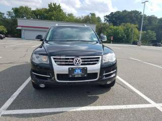 Foreign used 2008 volkswagen touareg 2