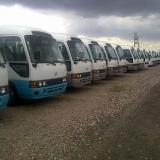 LEASING OF COASTER BUSES