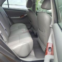 Clean and sharp 2007 Toyota Corolla for sale