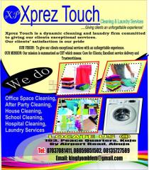 Xprez Touch Cleaning services