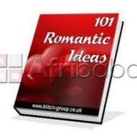 101 Romantic Ideas Ebook guide