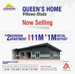 Apartments For Sale at Queens Homes, Mowe/Ofada