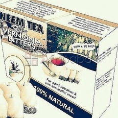 Cure typhoid and malaria with neem tea