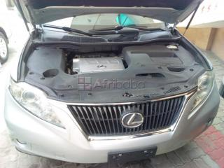Rx350 lexus 2010 fully tokunbo for sale now