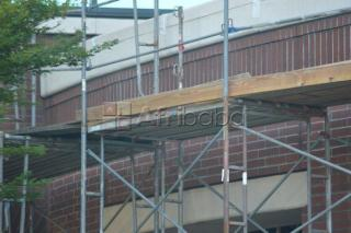 Be certified scaffolder/scaffold erector practical competency training