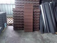 stone coated step tile roofing sheet with a difference