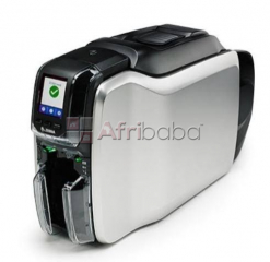Zebra zc300 series double sided id card printer