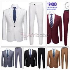 We Sell Quality Work and Wedding Suits