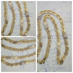 Order for your gold chain from alhaji nass (we also deliver)