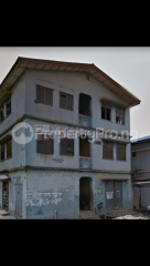 For Sale: Convertible Building at Ebute Metta, Yaba, Lagos