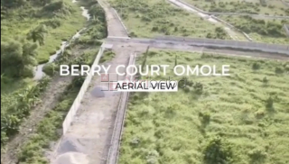 Land for sale in Omole phase2