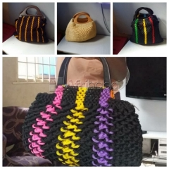 Order Your Handcrafted Bags and Purses From Us (Delivery Included)