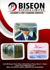 We Offer all Kinds of Cleaning Services at Biseon Nig Ltd