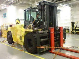Lean in two (2) months heavy duty forklift operation practical training and